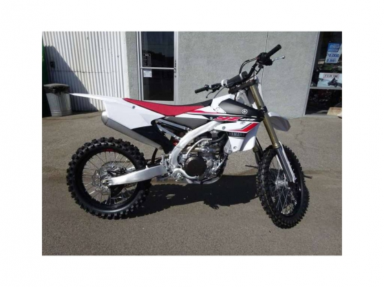 Annonce occasion, vente ou achat '2017 Yamaha YZ 450F Dirtbike'