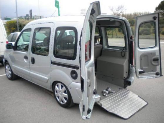 Renault kangoo tpmr handicap luxe privil