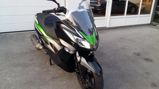 Annonce occasion, vente ou achat 'Scooter Kawasaki 300 J'