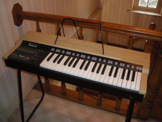 orgue électronic  bontempi - Annonce gratuite marche.fr