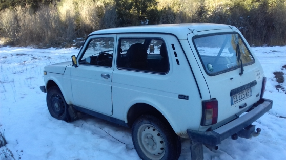 Lada niva possibilité d\'échange contre - Photo 1
