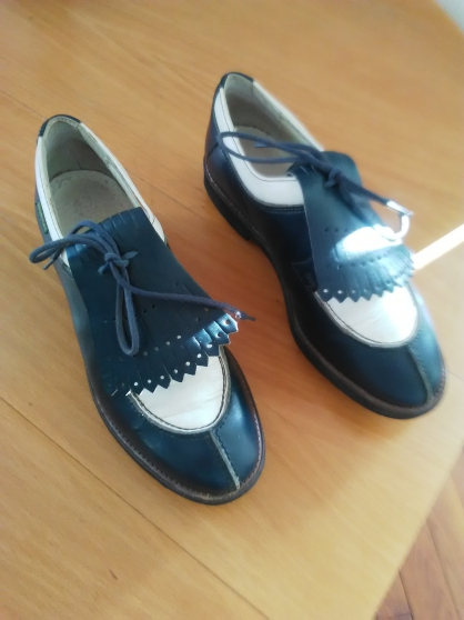 Chaussures de golf femme taille 37 - Photo 2