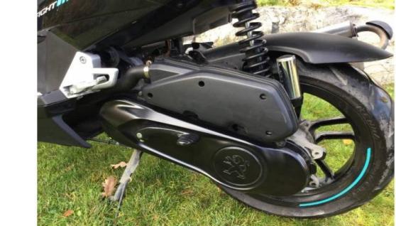 MBK Scooter Peugeot Avec Factures