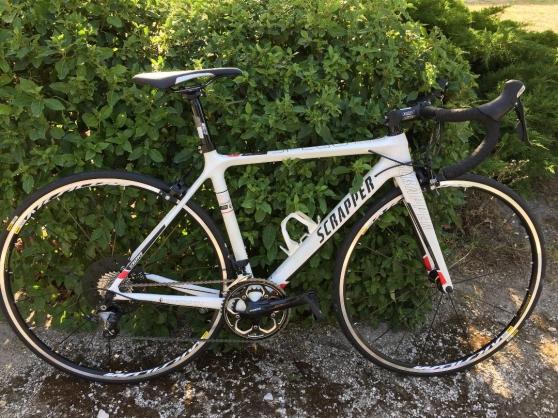 Vélo de route SCRAPPER SPEGO 150 1,6