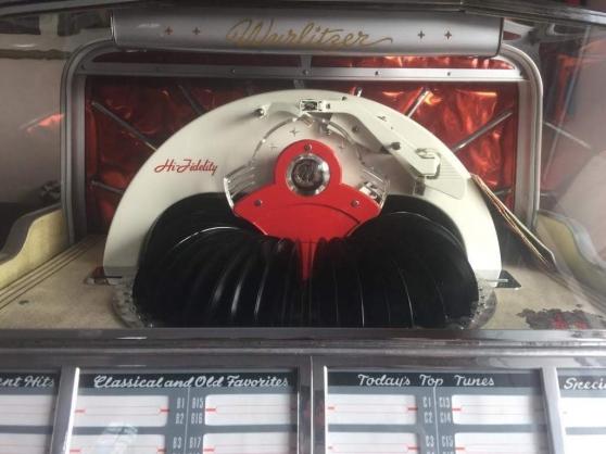 Jukebox WURLITZER 1800 - Photo 2
