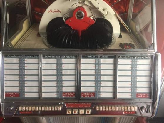 Jukebox WURLITZER 1800 - Photo 3