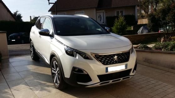 Annonce occasion, vente ou achat 'Peugeot 3008 BlueHDi 180ch S&S EAT8 GT'