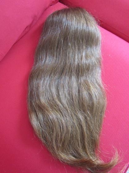 Annonce occasion, vente ou achat 'Postiche cheveux longs'
