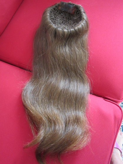 Postiche cheveux longs - Photo 2