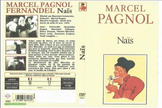 Annonce occasion, vente ou achat 'DVD NAIS MARCEL PAGNOL 1945'