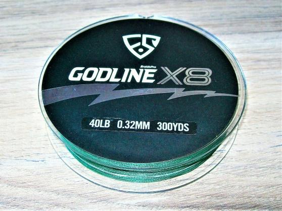 tresse Fishingsir-godline-Tresse - Photo 2