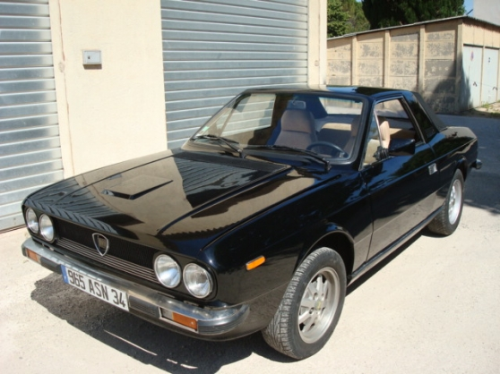 vends lancia beta