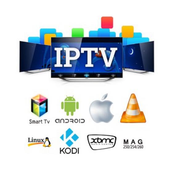 ABONNEMENT IPTV PREMIUM +51000 chaines