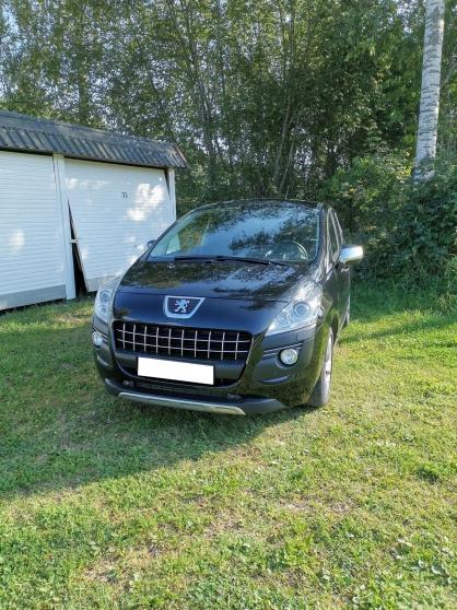 Annonce occasion, vente ou achat 'Peugeot 3008 hdi 110'