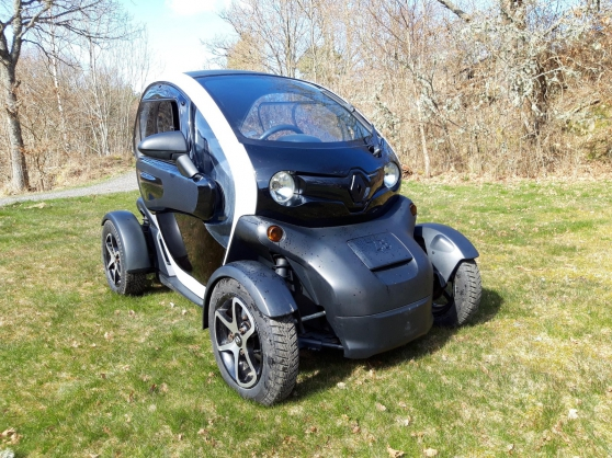 Annonce occasion, vente ou achat 'renault Twizy 80'