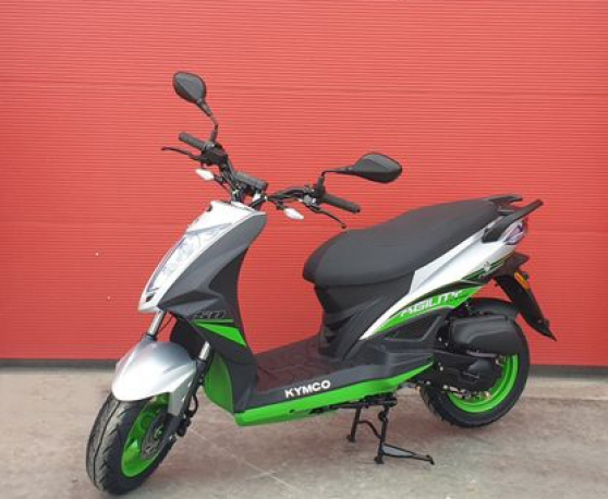 Annonce occasion, vente ou achat 'Scooter KYMCO AGILITY 50 NAKED RENOUVO'
