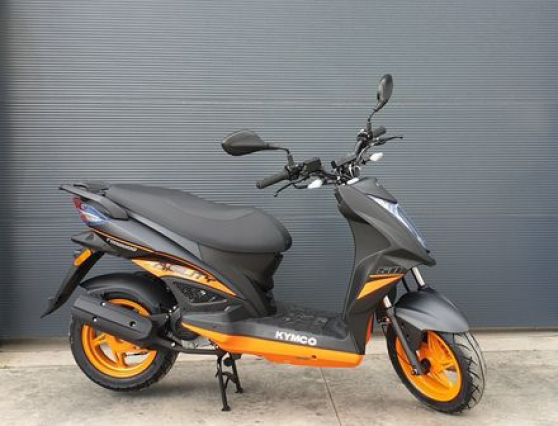 Annonce occasion, vente ou achat 'Scooter KYMCO AGILITY 50 NAKED RENOUVO o'