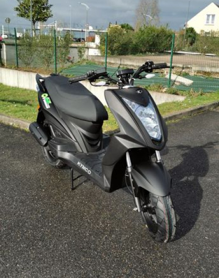 Annonce occasion, vente ou achat 'Scooter Kymco AGILITY 50 Naker Renouvo E'