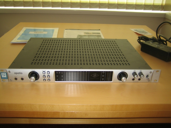 Annonce occasion, vente ou achat 'Universal Audio Apollo Quad Thunderbolt'