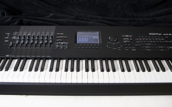 Annonce occasion, vente ou achat 'Yamaha Motif XF8'