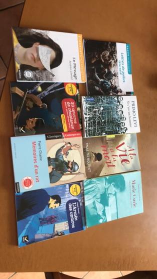 Annonce occasion, vente ou achat 'Livres pour collège'