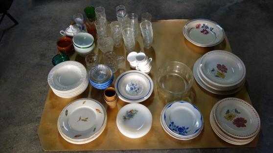 Lot de vaisselle divers - Photo 2