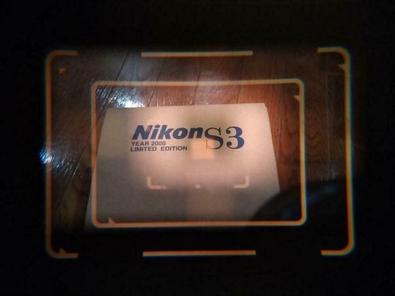 Nikon S3 Limited Body - Photo 3