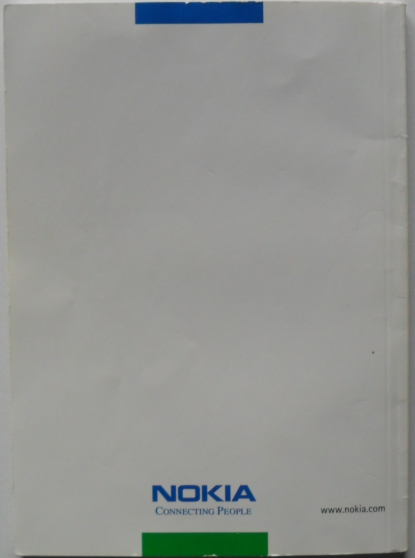 Manuel d utilisation portable NOKIA 6020 - Photo 2