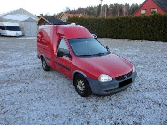 Opel Combo Diesel