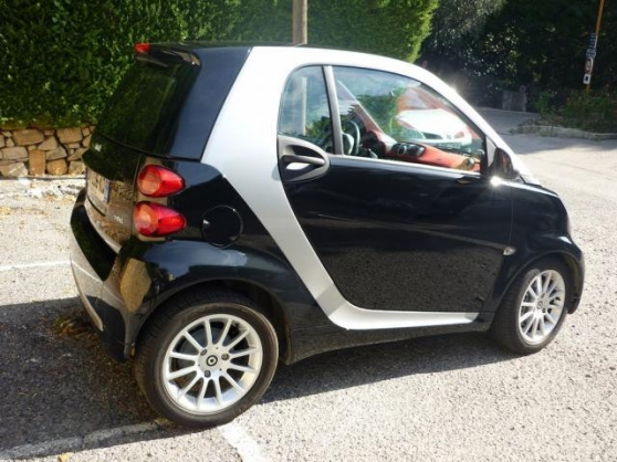 Smart Fortwo ii 52 kw coupe & passion so