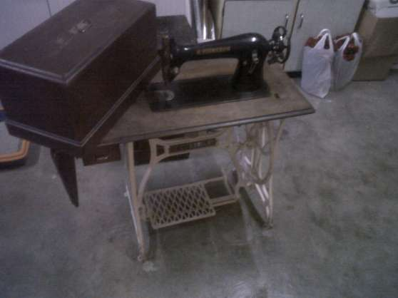 Machine à coudre de collection