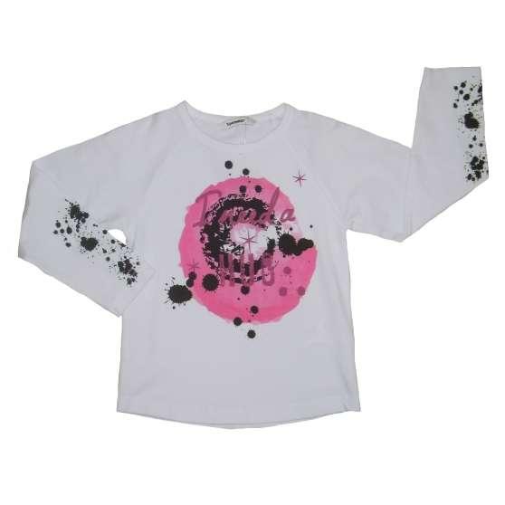 Tee shirt ML « 3 POMMES » Neuf à -60%