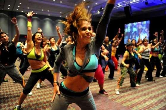 Zumba Fitness Paris