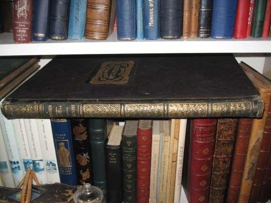 Annonce occasion, vente ou achat 'Atlas National Levasseur, 1861'