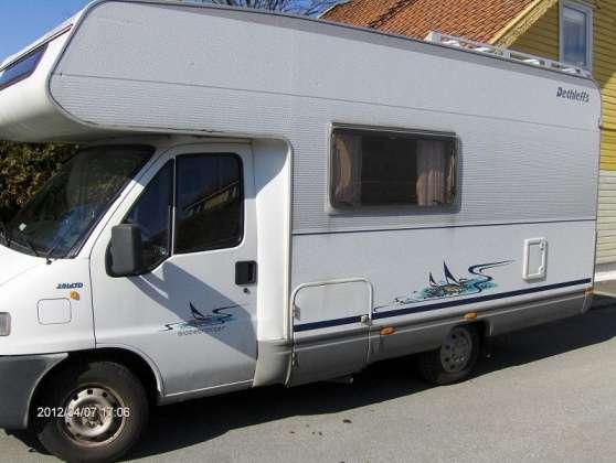 camping car fiat ducato 2 5 tdi 8 cv   6  u00e0 boulogne