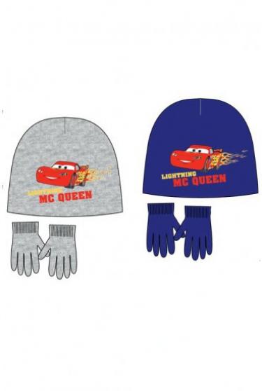 Annonce occasion, vente ou achat 'Bonnet + Gants Cars Disney'