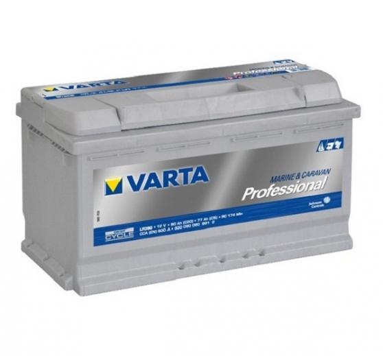 Annonce occasion, vente ou achat 'batterie varta PRO cellule 90ah gar 4ans'