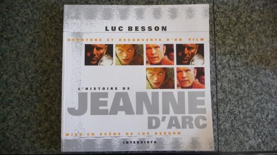 "LIVRE DU FILM ""JEANNE D'ARC"""