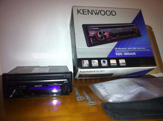 VENDS Autoradio KENWOOD KDC-3054UR