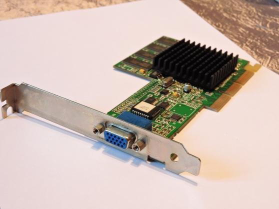 Annonce occasion, vente ou achat 'Carte VGA ATI XPERT 2000PRO 32M'