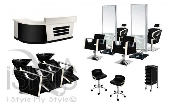 black beige set de la stock grande synthe professionnels coiffure grande synthe reference. Black Bedroom Furniture Sets. Home Design Ideas