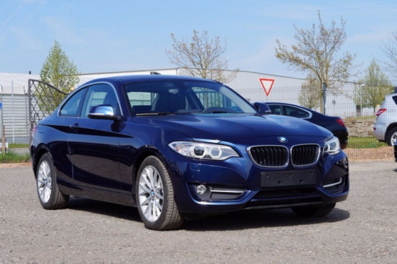 2015 BMW Coupe 228i 245 ch M Sport