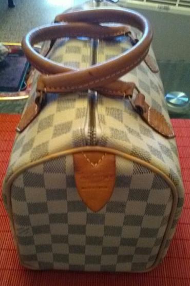 Annonce occasion, vente ou achat 'Sac à main cuir Louis Wuitton'