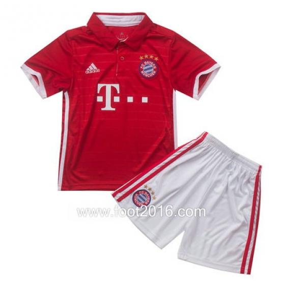 maillot de Bayern Munich 2016-17 enfants