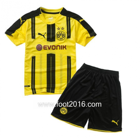 maillot Borussia Dortmund 2016-17 enfant
