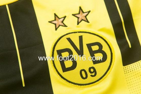 maillot Borussia Dortmund 2016-17 enfant - Photo 2