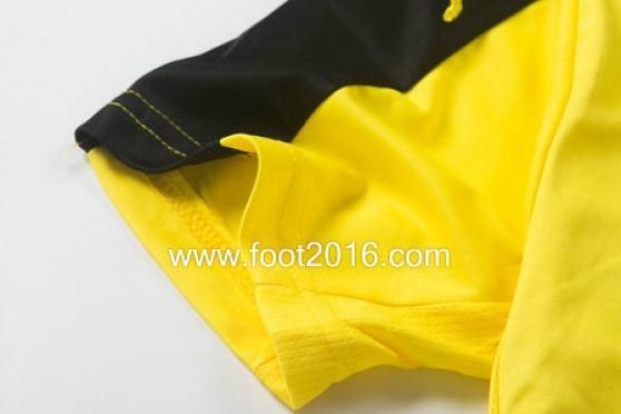 maillot Borussia Dortmund 2016-17 enfant - Photo 3