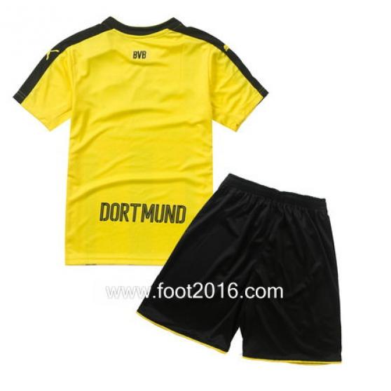 maillot Borussia Dortmund 2016-17 enfant - Photo 4