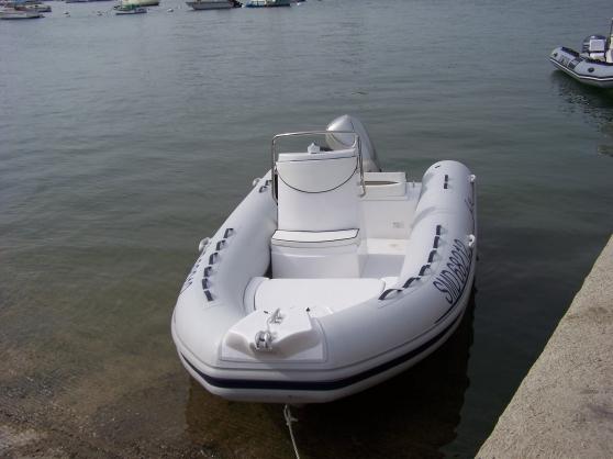 semi rigide arimar sea pionner avec remo - Photo 2