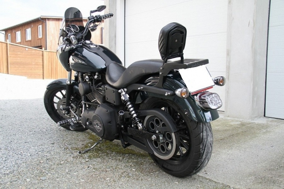 Annonce occasion, vente ou achat 'Harley-davidson Dyna Superglide T-sport'